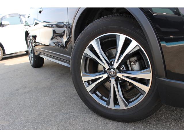 20X 4WD SDナビTV バックカメラ LEDライト パワーバックドア ルーフレール インテリキー シートヒーター 18インチアルミホイール(21枚目)