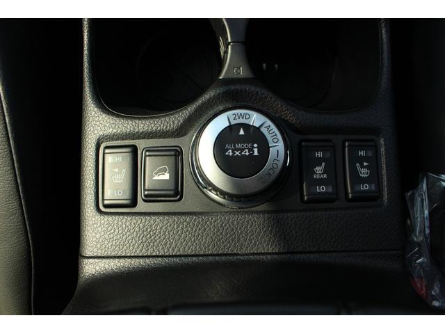 20X 4WD SDナビTV バックカメラ LEDライト パワーバックドア ルーフレール インテリキー シートヒーター 18インチアルミホイール(27枚目)
