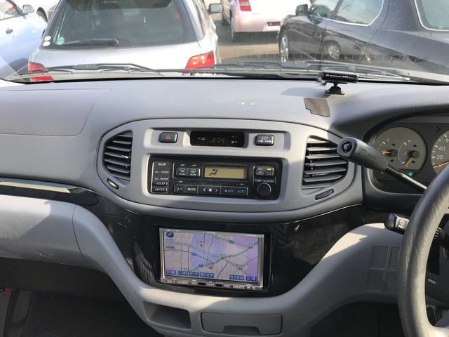 ウインドツアラー 4WD ムーンルーフ ワンオーナー ナビ(12枚目)