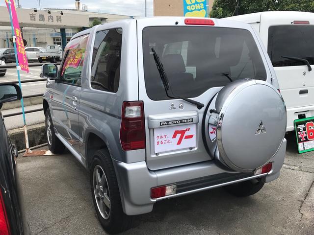 「三菱」「パジェロミニ」「コンパクトカー」「富山県」の中古車2