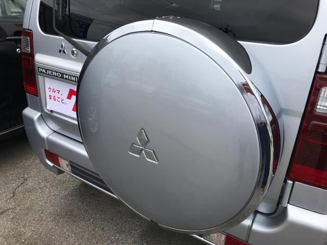 「三菱」「パジェロミニ」「コンパクトカー」「富山県」の中古車19