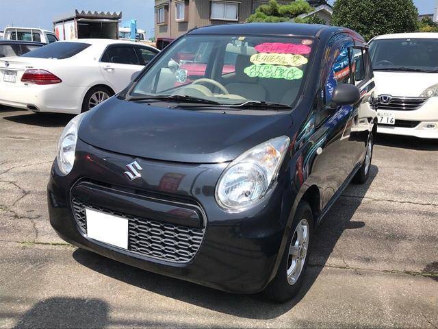 「スズキ」「アルト」「軽自動車」「富山県」の中古車3