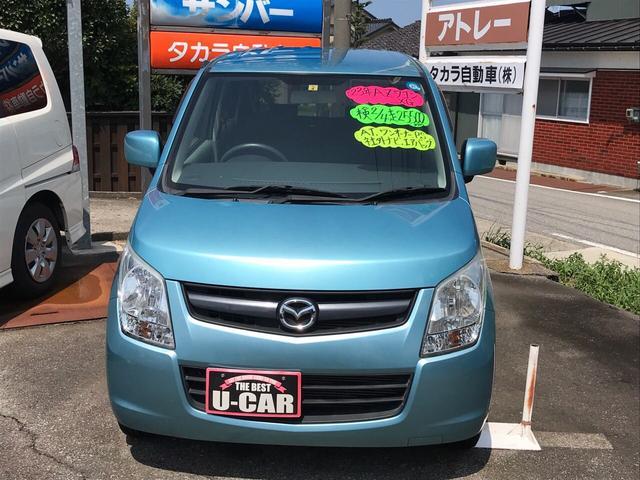 「マツダ」「AZ-ワゴン」「コンパクトカー」「富山県」の中古車2