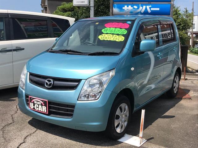 「マツダ」「AZ-ワゴン」「コンパクトカー」「富山県」の中古車3