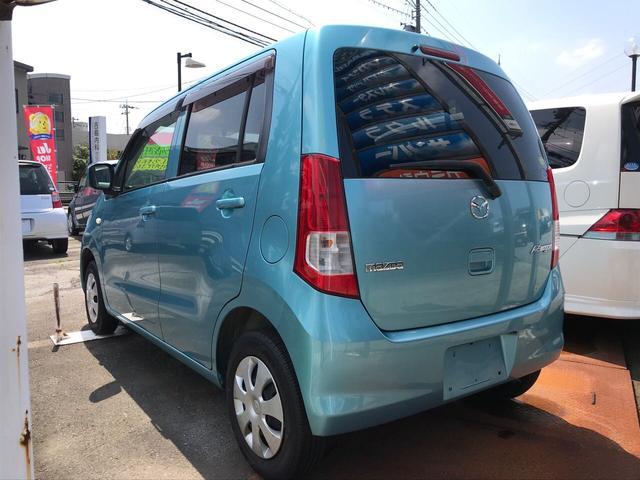 「マツダ」「AZ-ワゴン」「コンパクトカー」「富山県」の中古車5