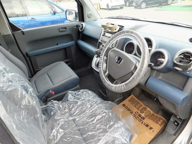 ホンダ エレメント ベースグレード 4WD