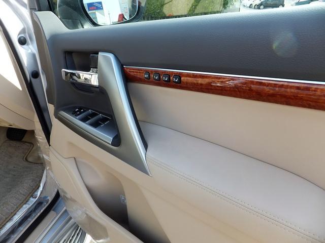 トヨタ ランドクルーザー ZX 4WD  サンルーフ