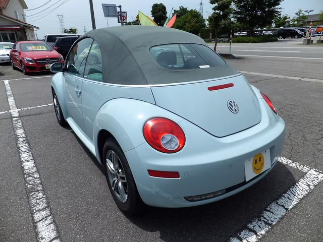 フォルクスワーゲン VW ニュービートルカブリオレ カブリオレ LZ