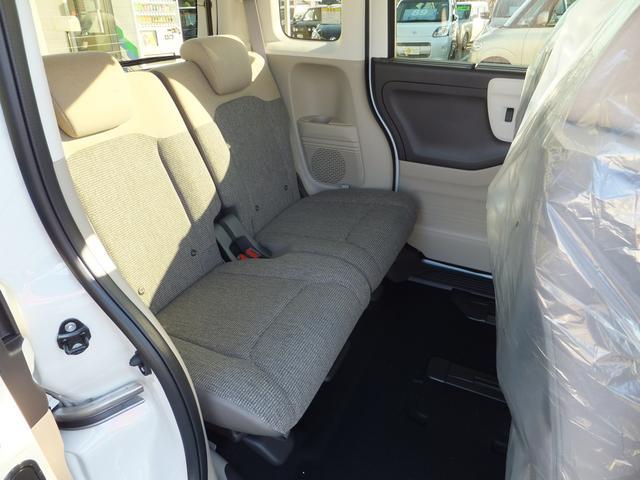 ホンダ N BOX G・EX スーパースライドシート