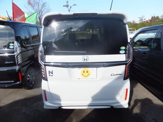 「ホンダ」「N-BOXカスタム」「コンパクトカー」「富山県」の中古車6