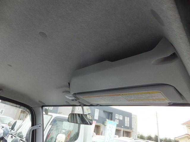 強化ダンプ3t 車線逸脱警報装置 電動パーキングブレーキ(9枚目)