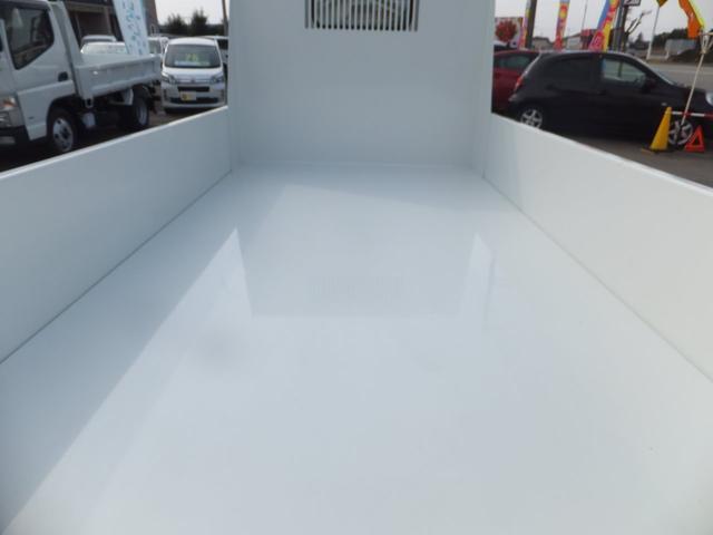 強化ダンプ3t 車線逸脱警報装置 電動パーキングブレーキ(7枚目)