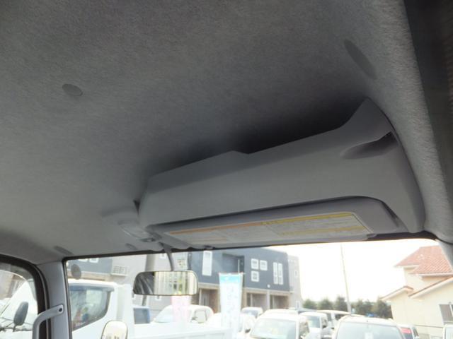 強化ダンプ3t 車線逸脱警報装置 電動パーキングブレーキ(12枚目)
