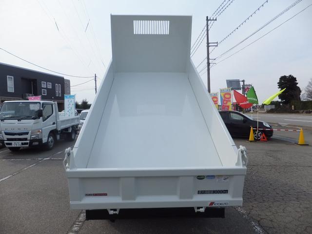強化ダンプ3t 車線逸脱警報装置 電動パーキングブレーキ(19枚目)