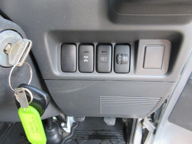 ダイハツ ハイゼットトラック エクストラ 4WD キーレス PWウィンドー