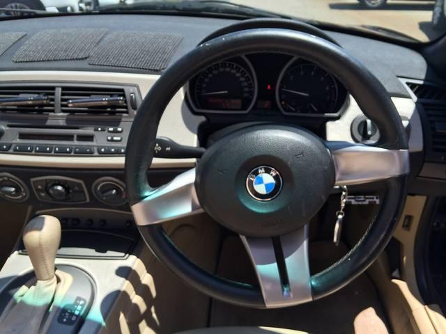 BMW BMW Z4 2.2i BBSアルミ ホワイトレザー
