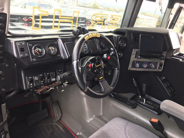 「ハマー」「ハマーH1」「SUV・クロカン」「富山県」の中古車8