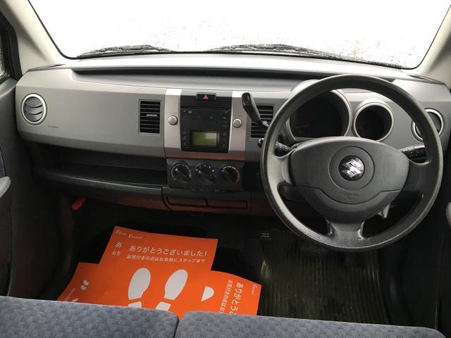 スズキ ワゴンR FX 後期モデル 禁煙車 キーレス Wエアバッグ CD