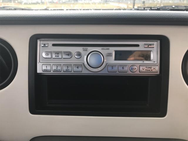 G 禁煙車 キーレス コラムAT ベンチシート CD 保証付(14枚目)
