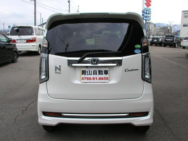 ホンダ N-WGNカスタム G・Lパッケージ シティブレーキアクティブシステム ナビ