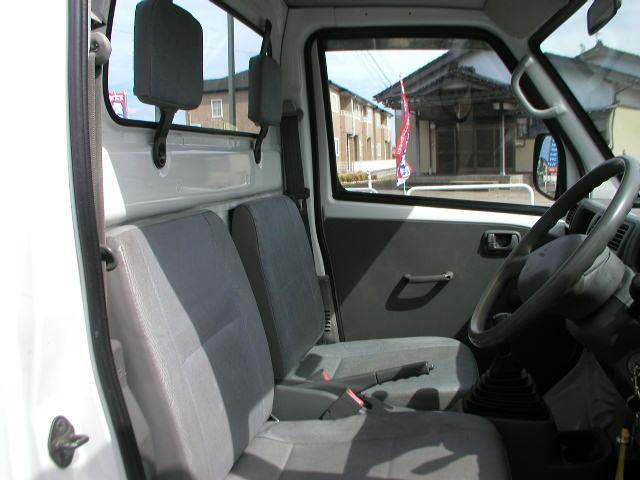 三菱 ミニキャブトラック Vタイプ 4WD 5MT エアコン パワステ 3方開