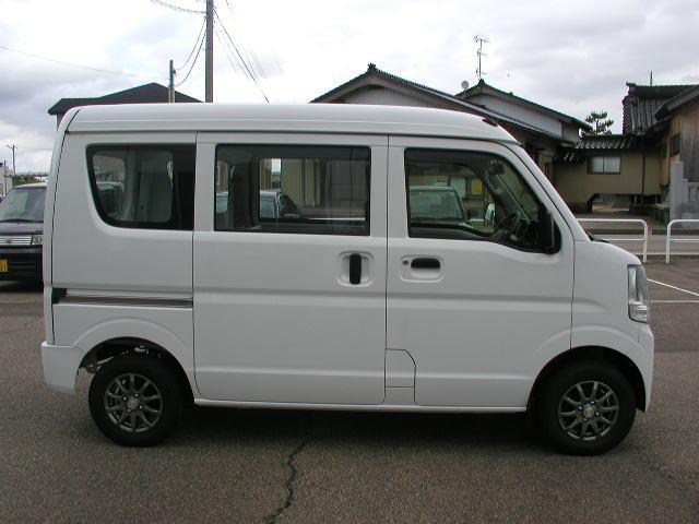 DX 4WD エアコン パワステ エアバック ABS(4枚目)