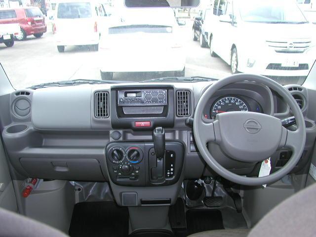 DX 4WD エアコン パワステ エアバック ABS(9枚目)