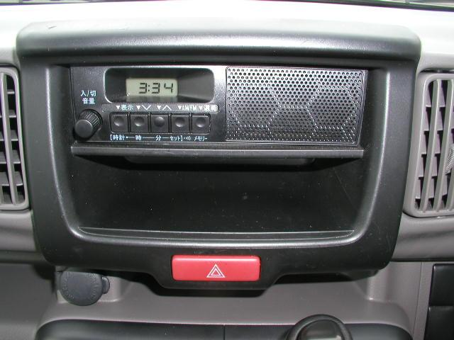 DX 4WD エアコン パワステ エアバック ABS(10枚目)