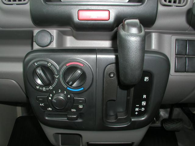DX 4WD エアコン パワステ エアバック ABS(11枚目)