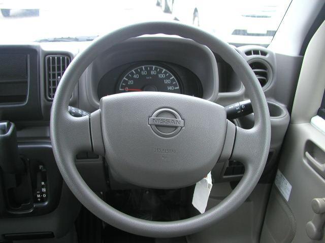 DX 4WD エアコン パワステ エアバック ABS(12枚目)