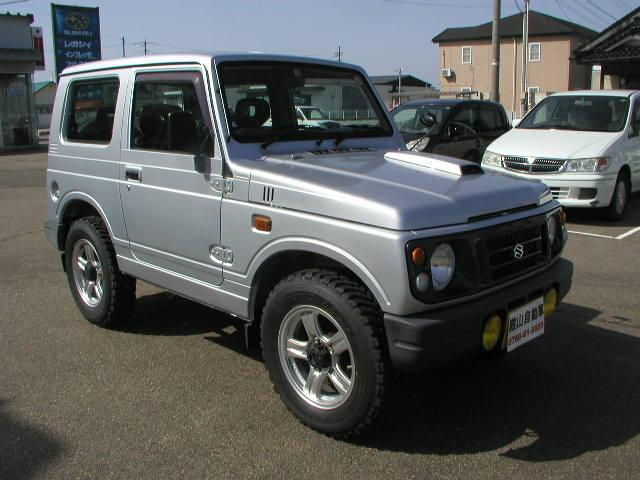 ワイルドウインド 4WD エンジンリビルト品載替済 天井張替(3枚目)