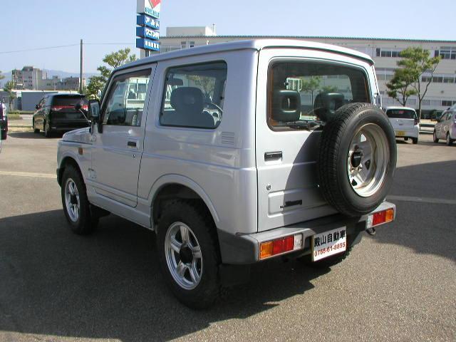 ワイルドウインド 4WD エンジンリビルト品載替済 天井張替(7枚目)