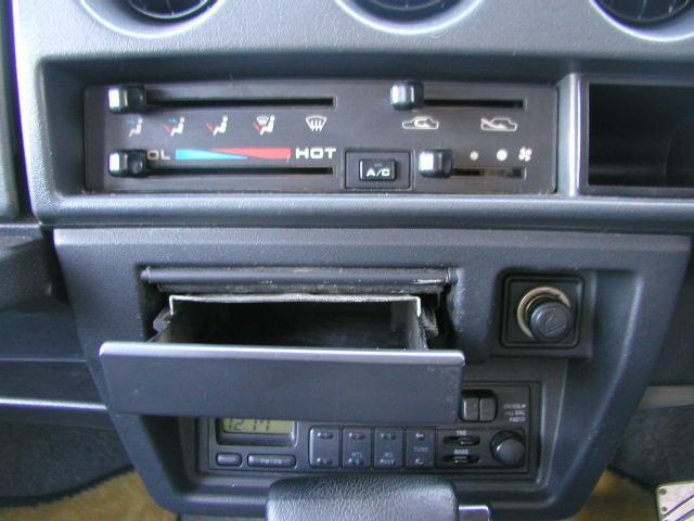 ワイルドウインド 4WD エンジンリビルト品載替済 天井張替(11枚目)