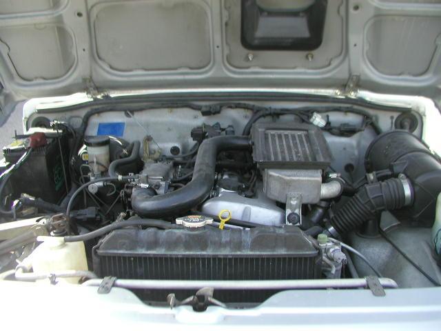 ワイルドウインド 4WD エンジンリビルト品載替済 天井張替(18枚目)