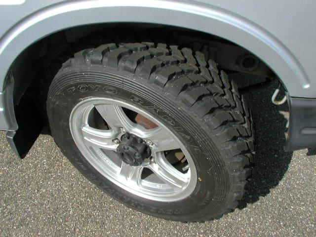 ワイルドウインド 4WD エンジンリビルト品載替済 天井張替(20枚目)