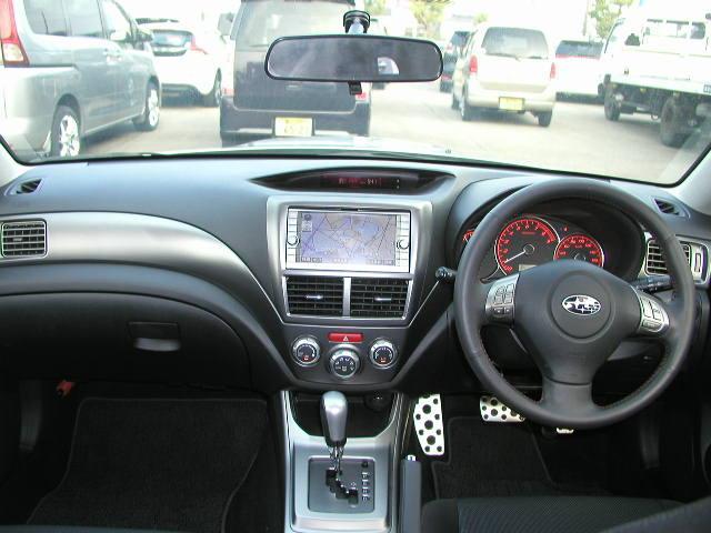2.0GT 4WD スマートキー ナビ 運転席パワーシート(9枚目)