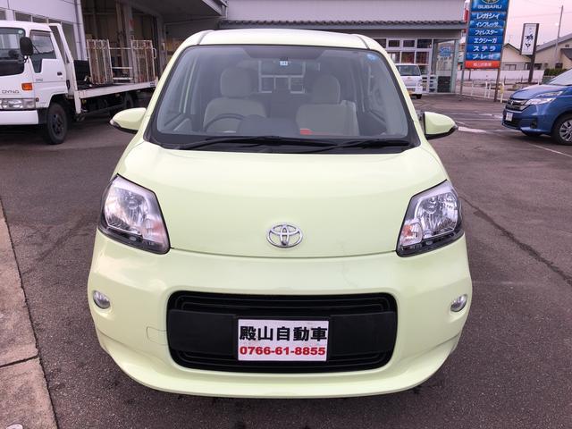 「トヨタ」「ポルテ」「ミニバン・ワンボックス」「富山県」の中古車2