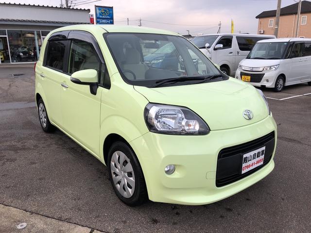 「トヨタ」「ポルテ」「ミニバン・ワンボックス」「富山県」の中古車3