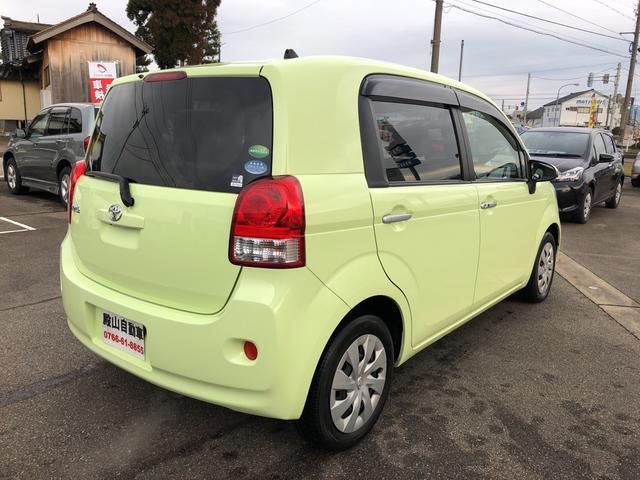 「トヨタ」「ポルテ」「ミニバン・ワンボックス」「富山県」の中古車5