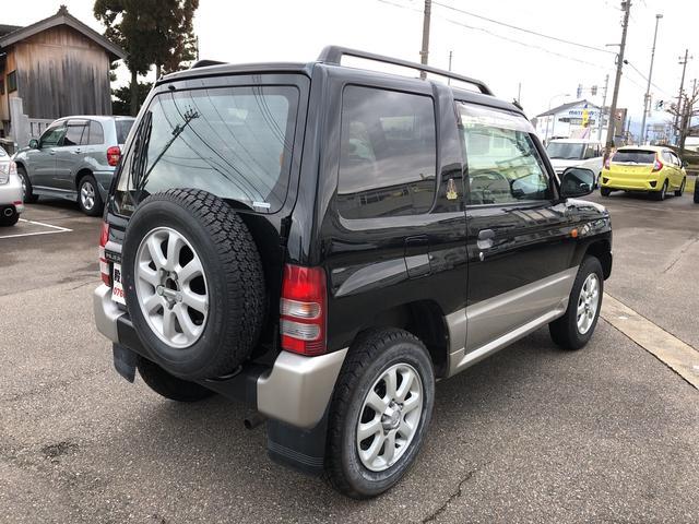「三菱」「パジェロミニ」「コンパクトカー」「富山県」の中古車5