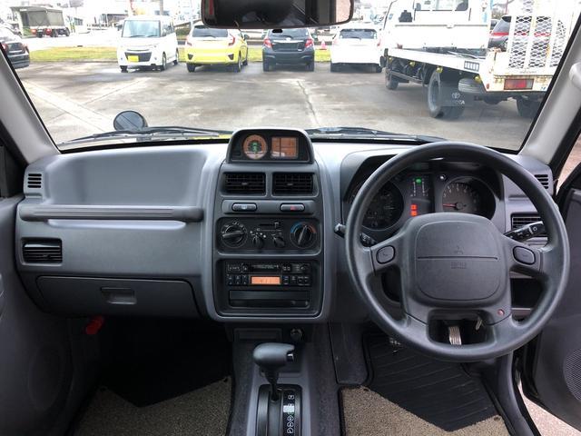アイアンクロスX 4WD オートマ 15インチアルミホイール(9枚目)