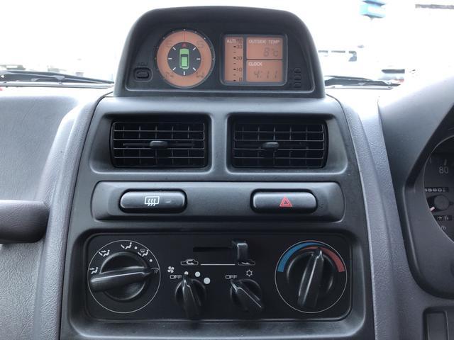 アイアンクロスX 4WD オートマ 15インチアルミホイール(10枚目)