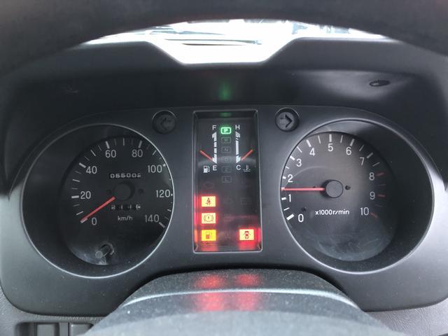 アイアンクロスX 4WD オートマ 15インチアルミホイール(13枚目)