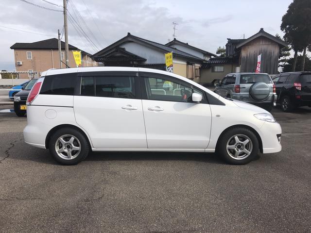 「マツダ」「プレマシー」「ミニバン・ワンボックス」「富山県」の中古車4