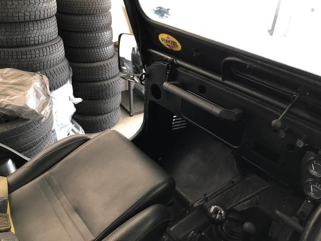 キャンバストップ 4WD(10枚目)