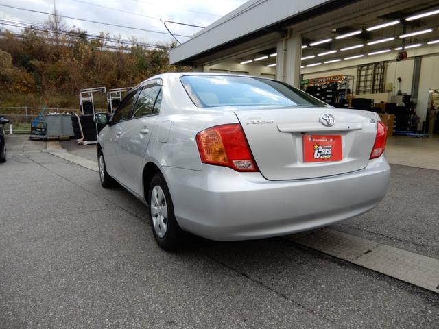 トヨタ カローラアクシオ X スペシャルエディション