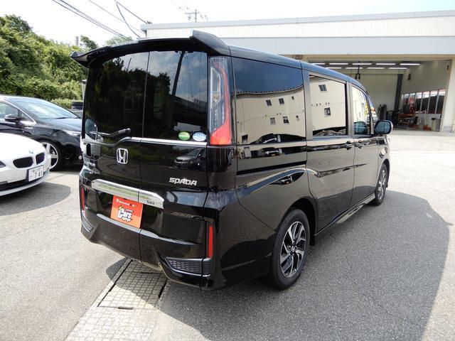 「ホンダ」「ステップワゴンスパーダ」「ミニバン・ワンボックス」「富山県」の中古車8