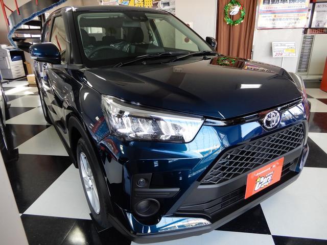 「トヨタ」「ライズ」「SUV・クロカン」「富山県」の中古車4