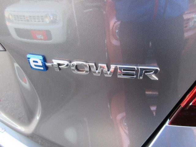 日産 ノート e-パワー X  登録済未使用車