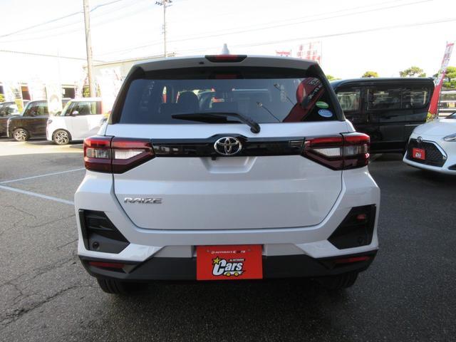 「トヨタ」「ライズ」「SUV・クロカン」「富山県」の中古車3